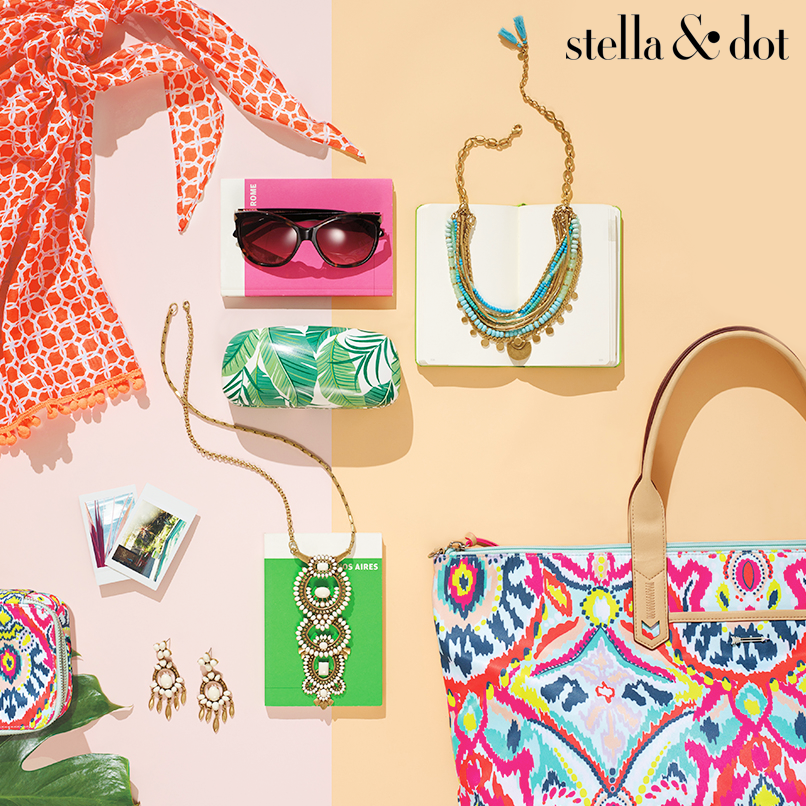 Refresh Your Style with Stella & Dot's Summer Collection!