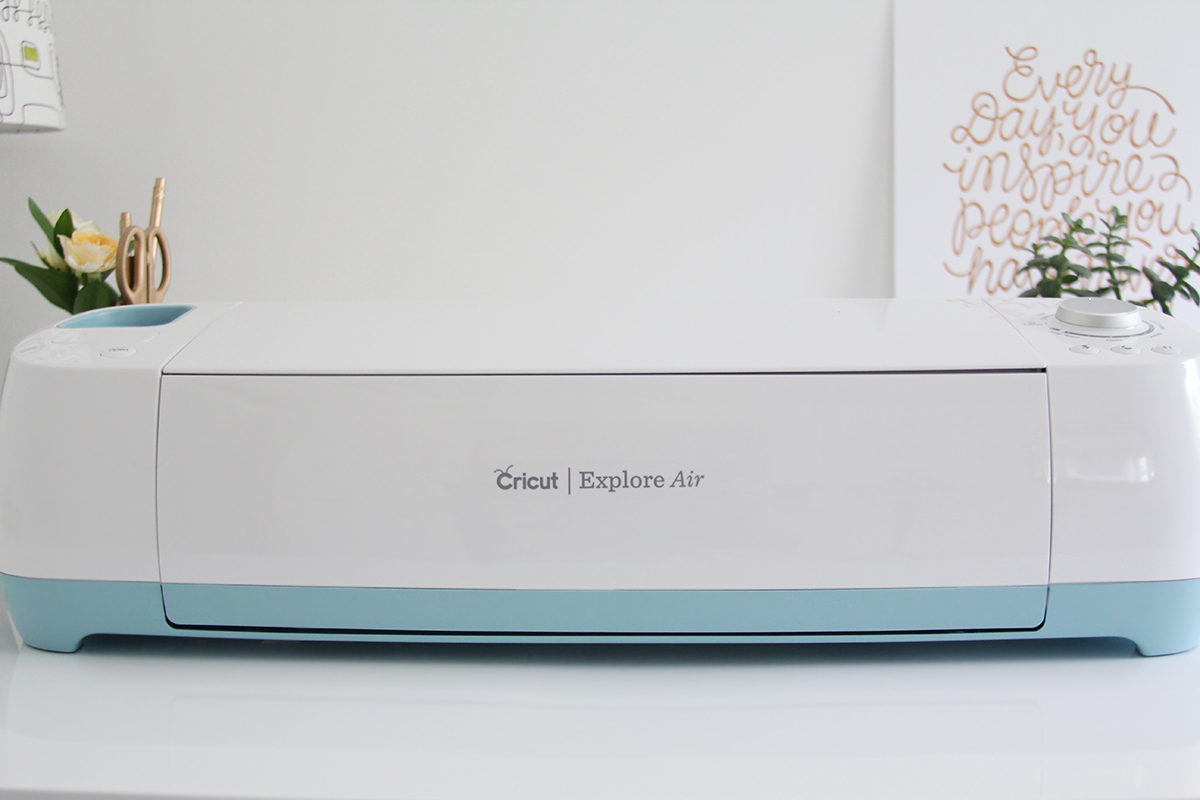 What's all the buzz about? Exploring the Cricut Explore Air!