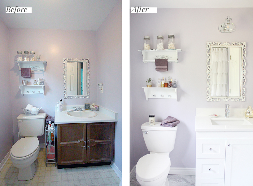 My Dream Bathroom Renovation | Teacups & Things