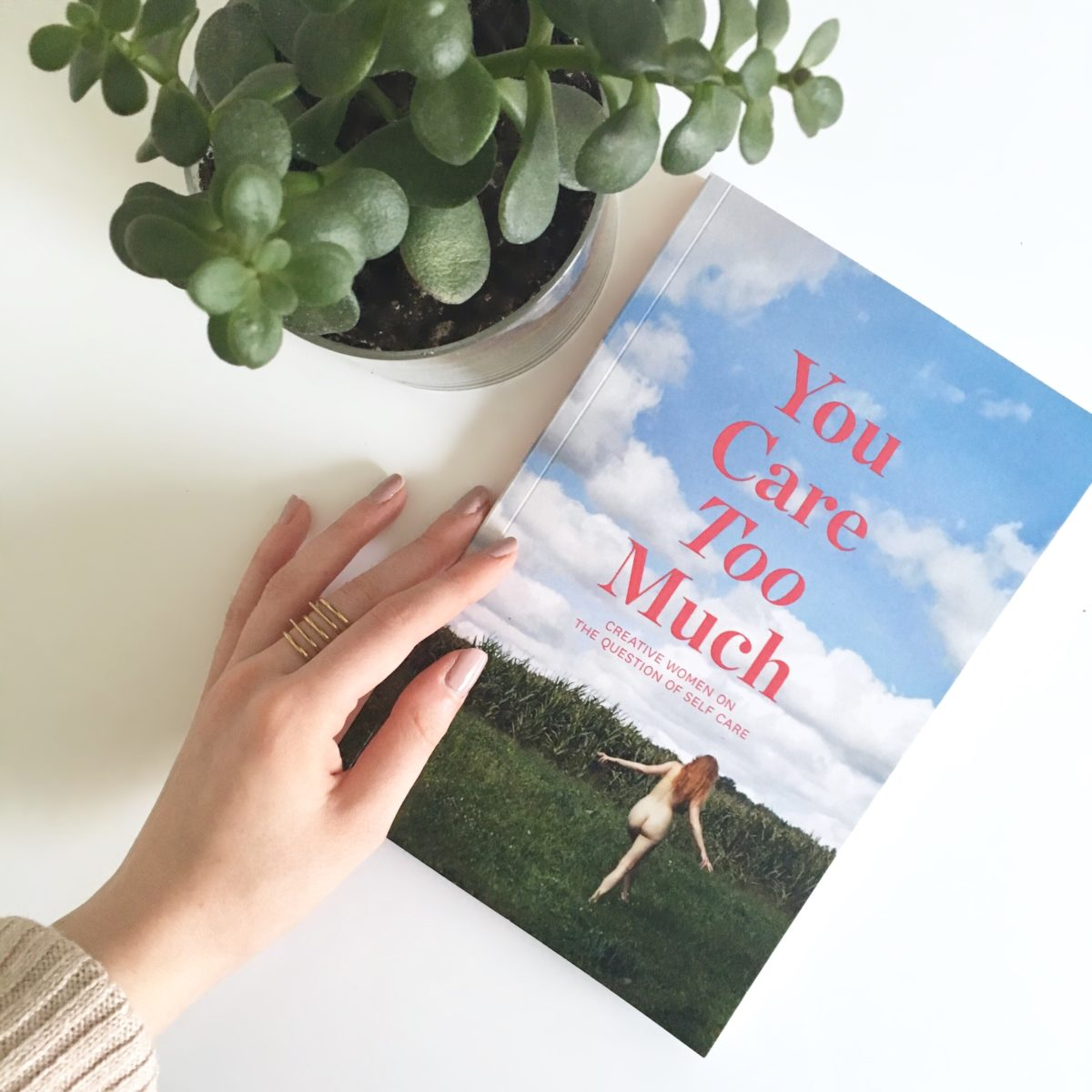 You Care Too Much: Creative Women on the Question of Self-Care