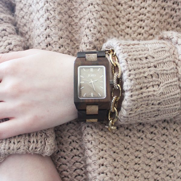 Stay Cozy in Style with JORD Wood Watches + a GIVEAWAY!