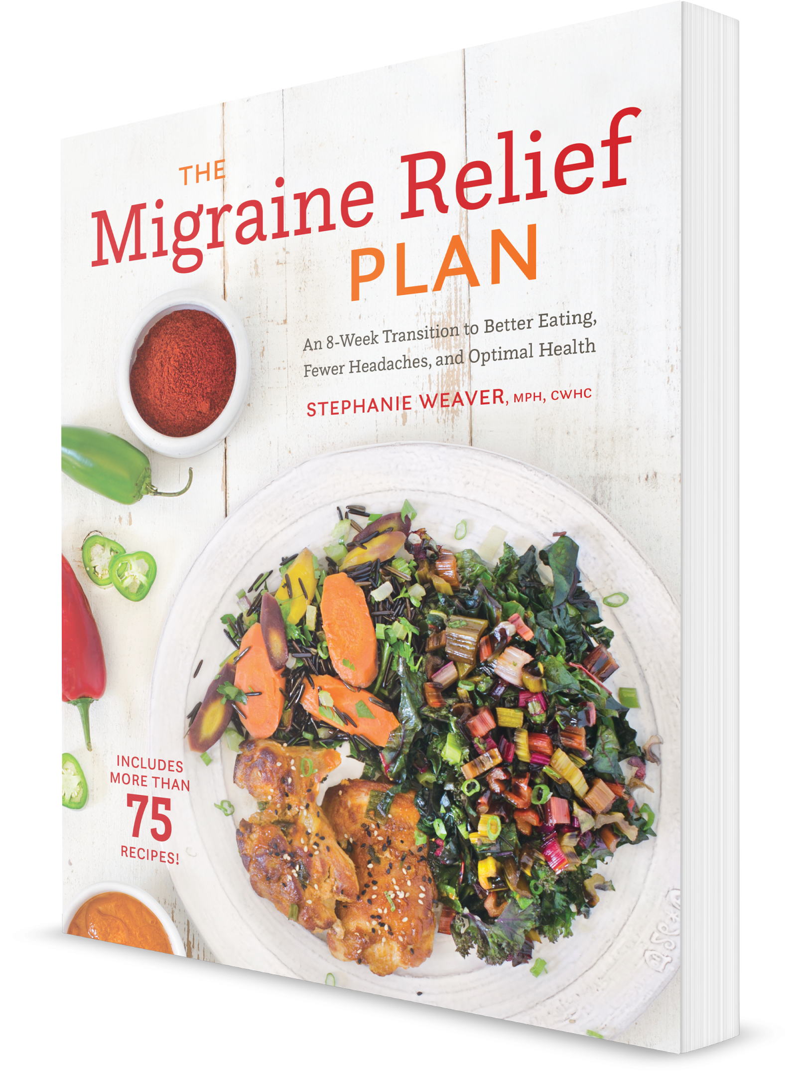 Recipe: Maple Sesame Glazed Chicken from The Migraine Relief Plan