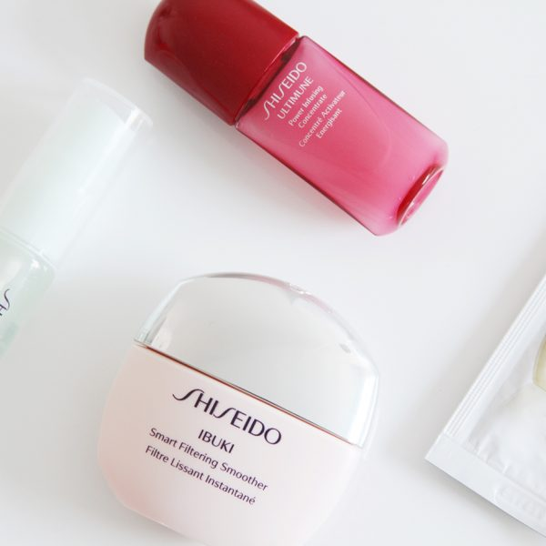 Photo Ready Skin with the Shiseido Ginza Tokyo VoxBox from Influenster