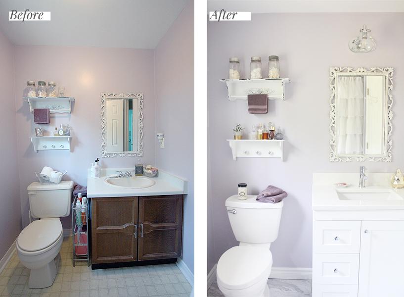 My Dream Bathroom Renovation | Teacups & Things