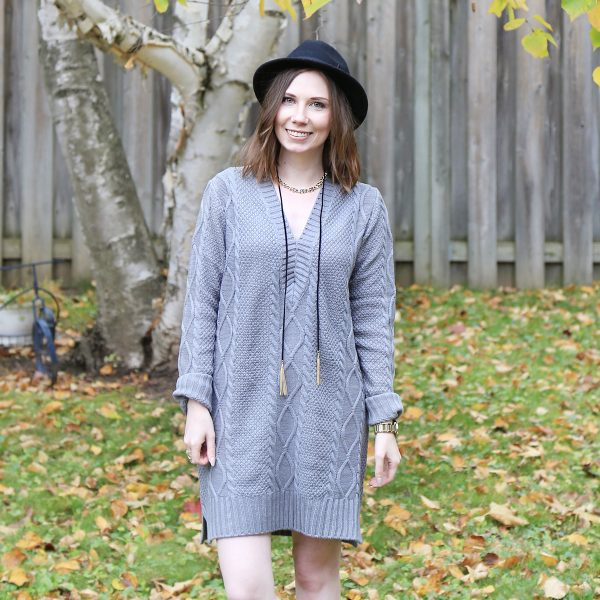 Sweater Weather: Dresses for Fall