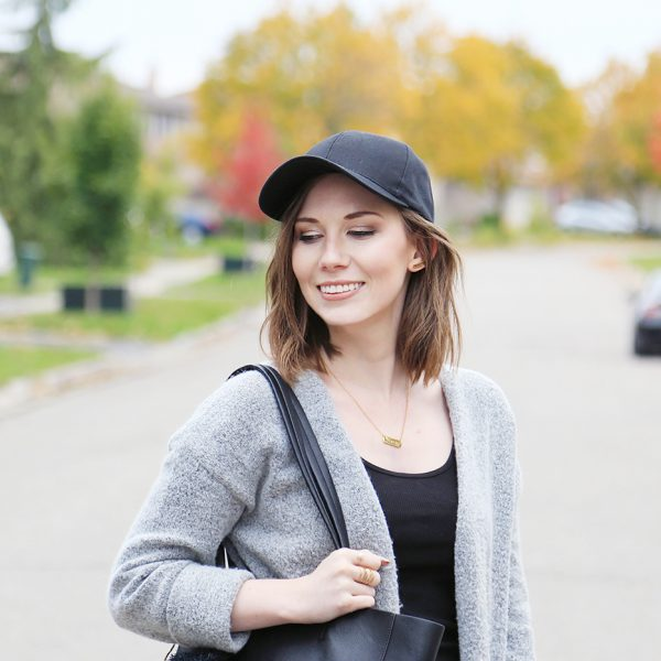 Weekend Casual: How to Dress Up a Baseball Cap