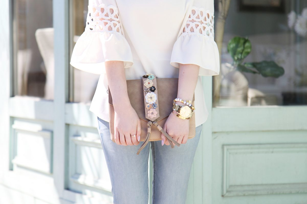Spring Trends: Florals and Frills