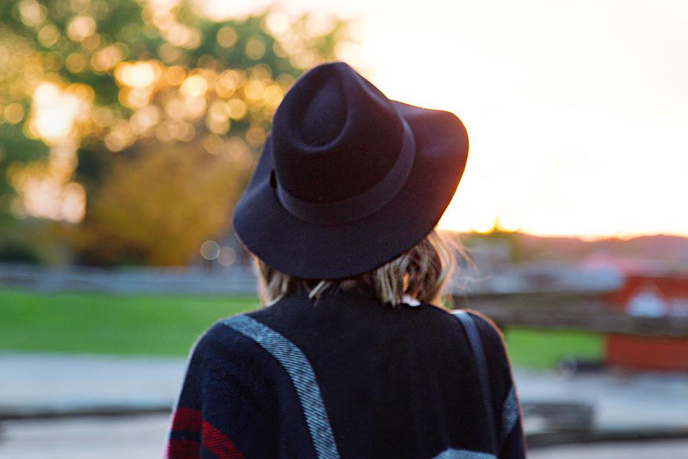 Fall trends –blanket scarves | Teacups & Things