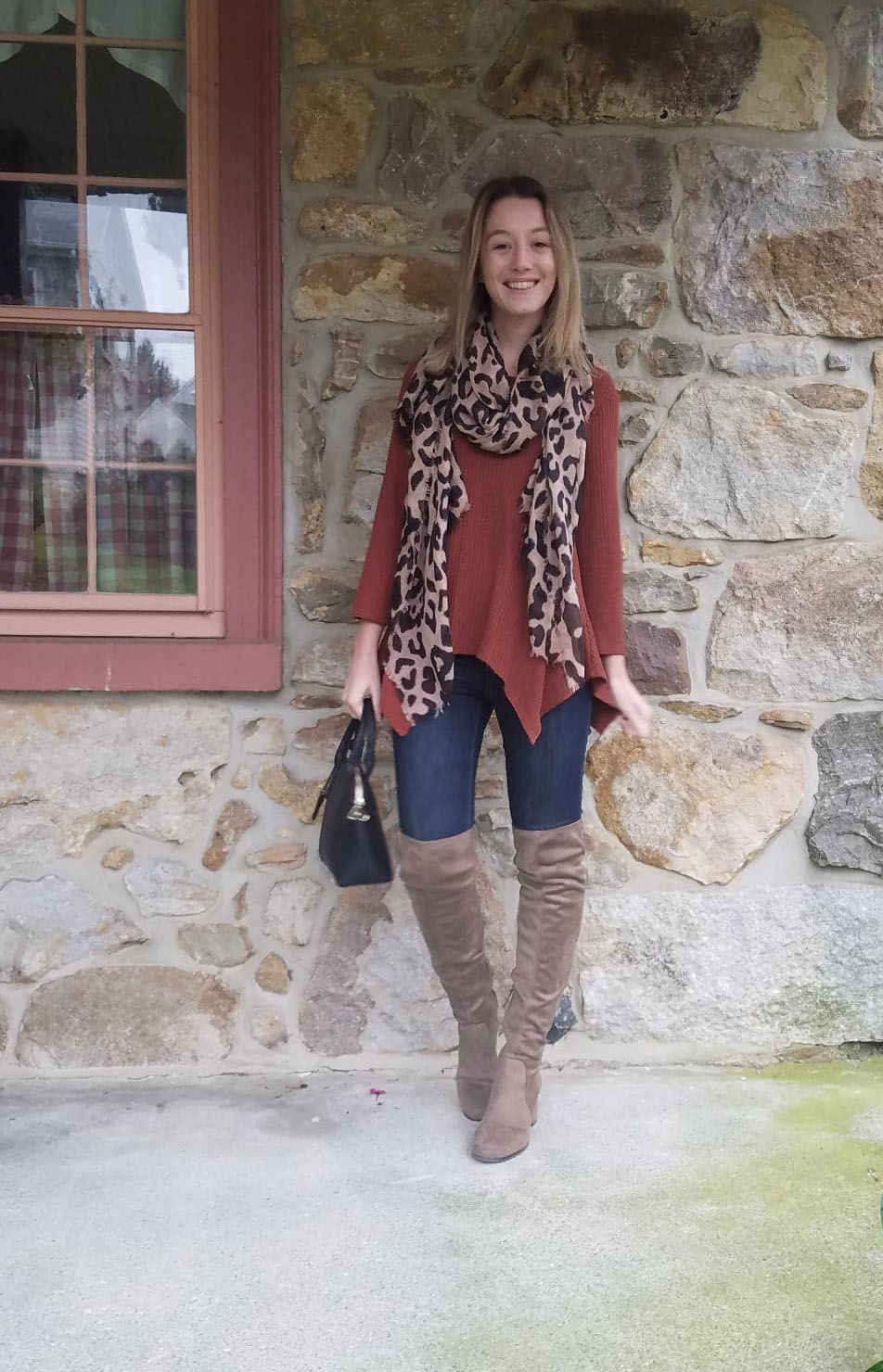Trends: 5 ways to wear leopard print this fall
