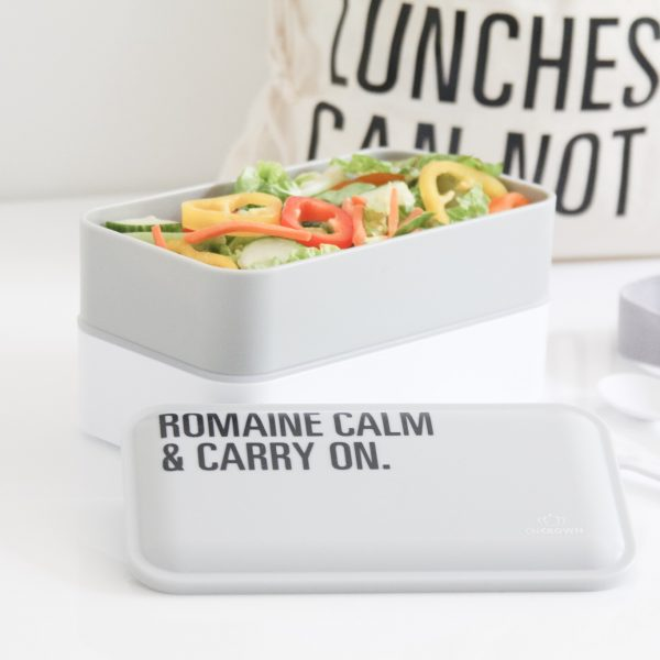 Easy DIY personalized bento box and lunch bag – back to school made easy with the Cricut Maker!
