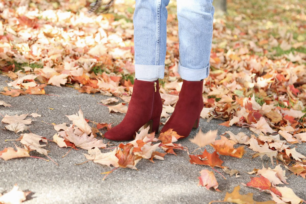 Bright boots – Fall 2020 trends