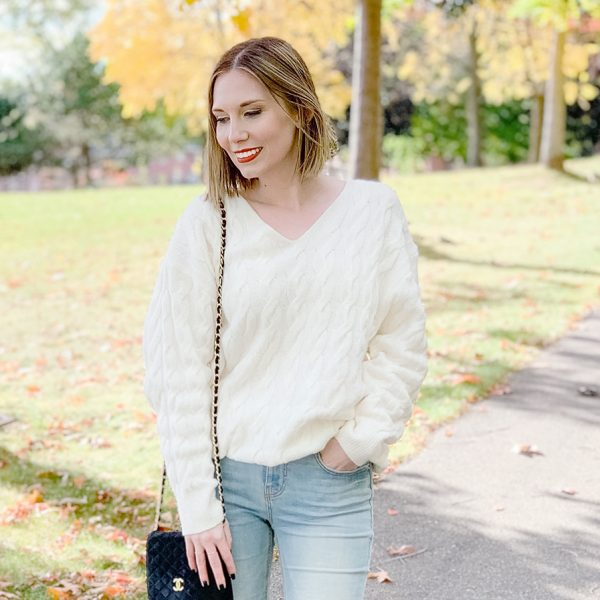How to transition your Fall wardrobe to Winter-ready  –sweater dresses